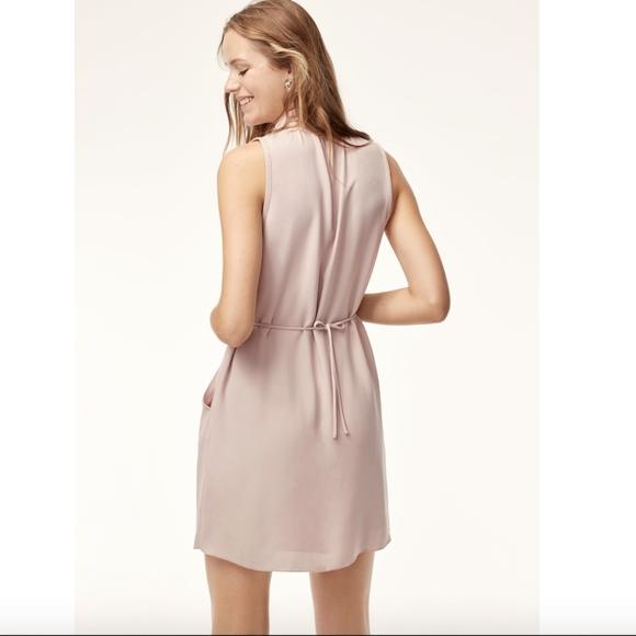 b5d34fbc3e Aritzia Dresses   Skirts - Aritzia Wilfred Sabine Dress Cream  Nude S